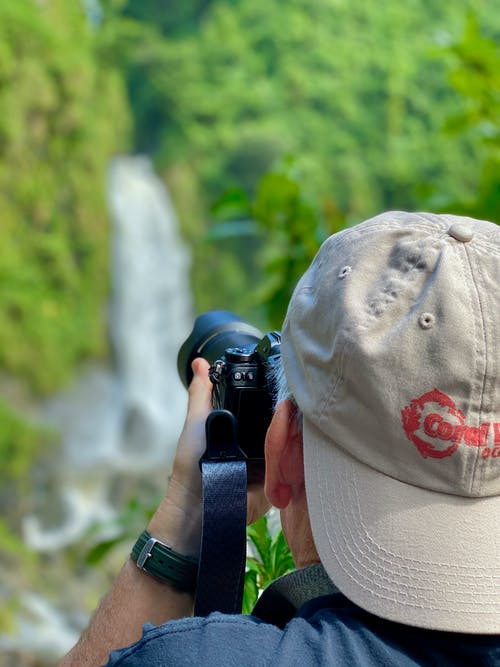 Free stock photo of camera, cap, caribbean, caribbean island