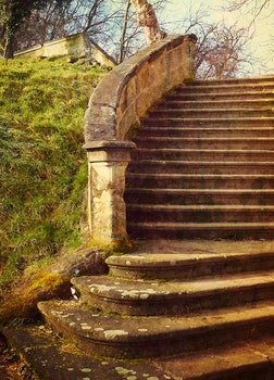 Free stock photo of stairs, building, park, architecture