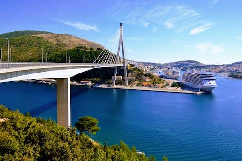 Fotos de stock gratuitas de dubrovnik, puente
