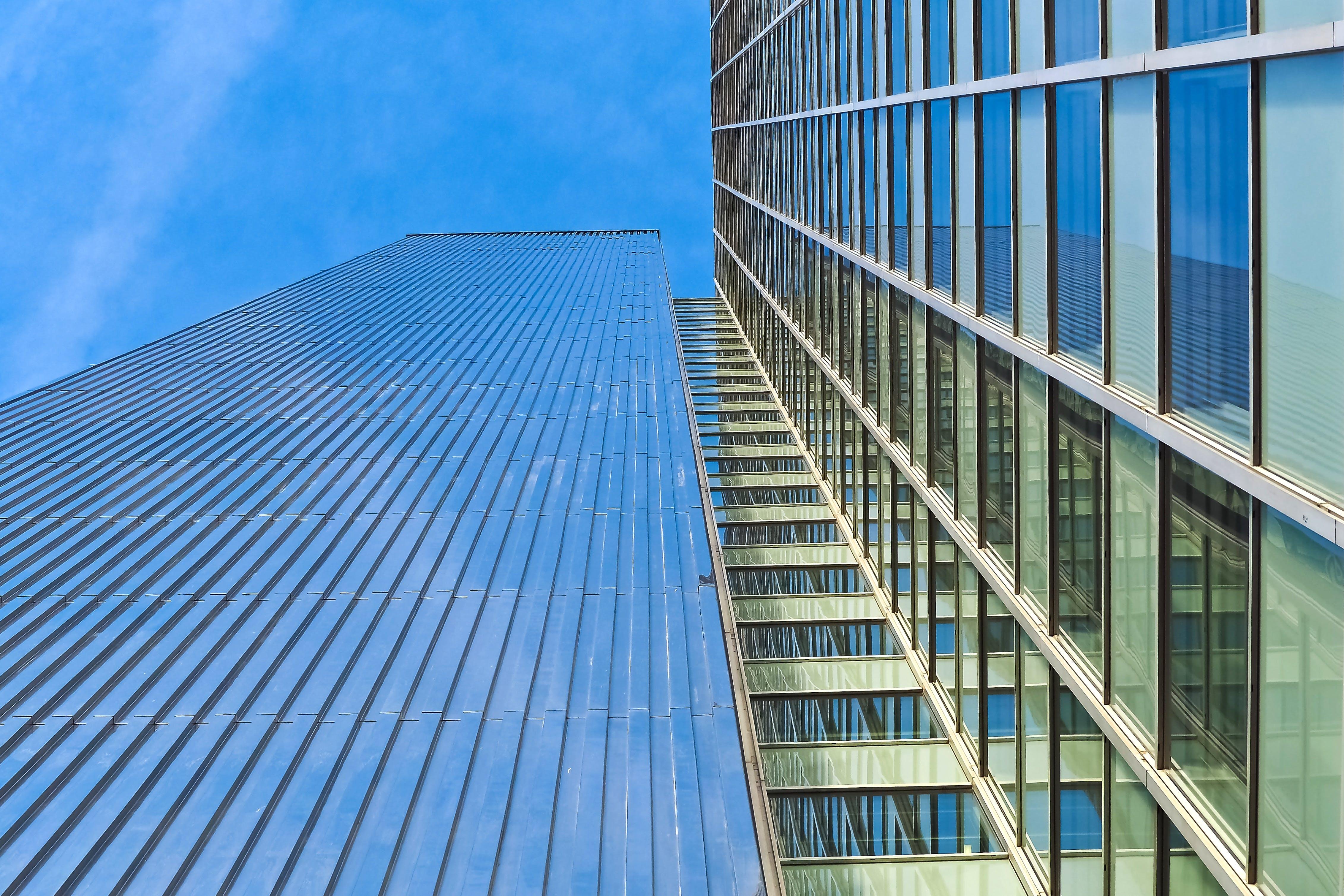 Fotos de stock gratuitas de acero, arquitectura, céntrico, ciudad