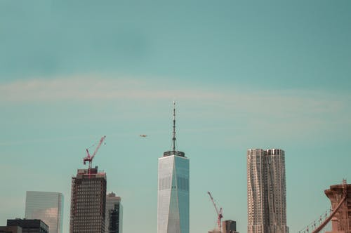 Free stock photo of 4k wallpaper, airplane, airplanes, brooklyn