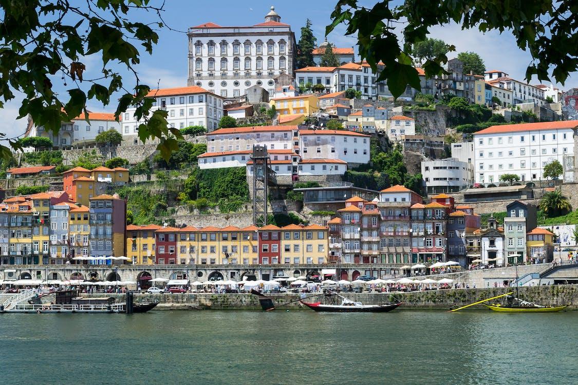 Foto profissional grátis de cidade histórica, porto, Portugal