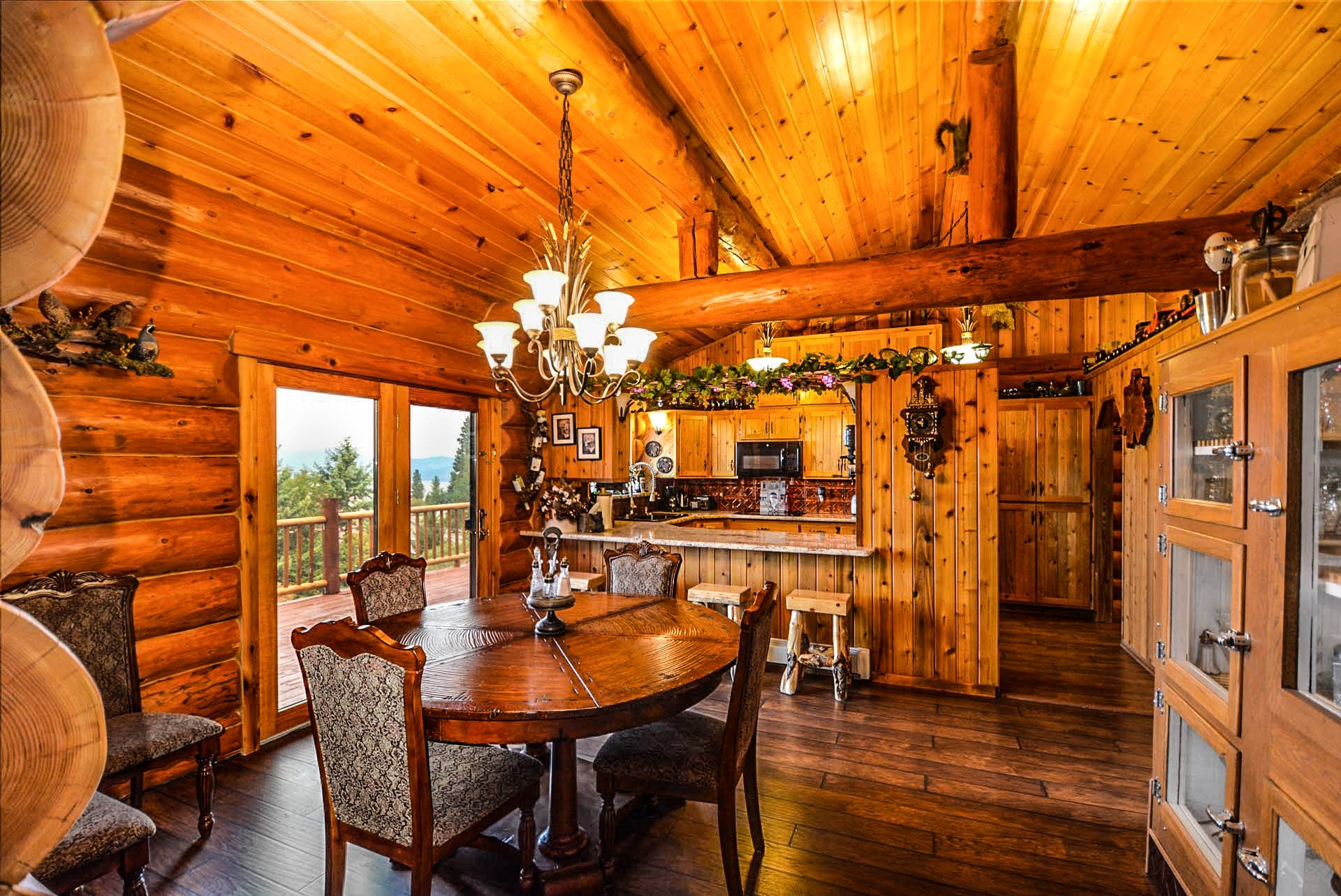 Free stock photo of wood, house, architecture, kitchen