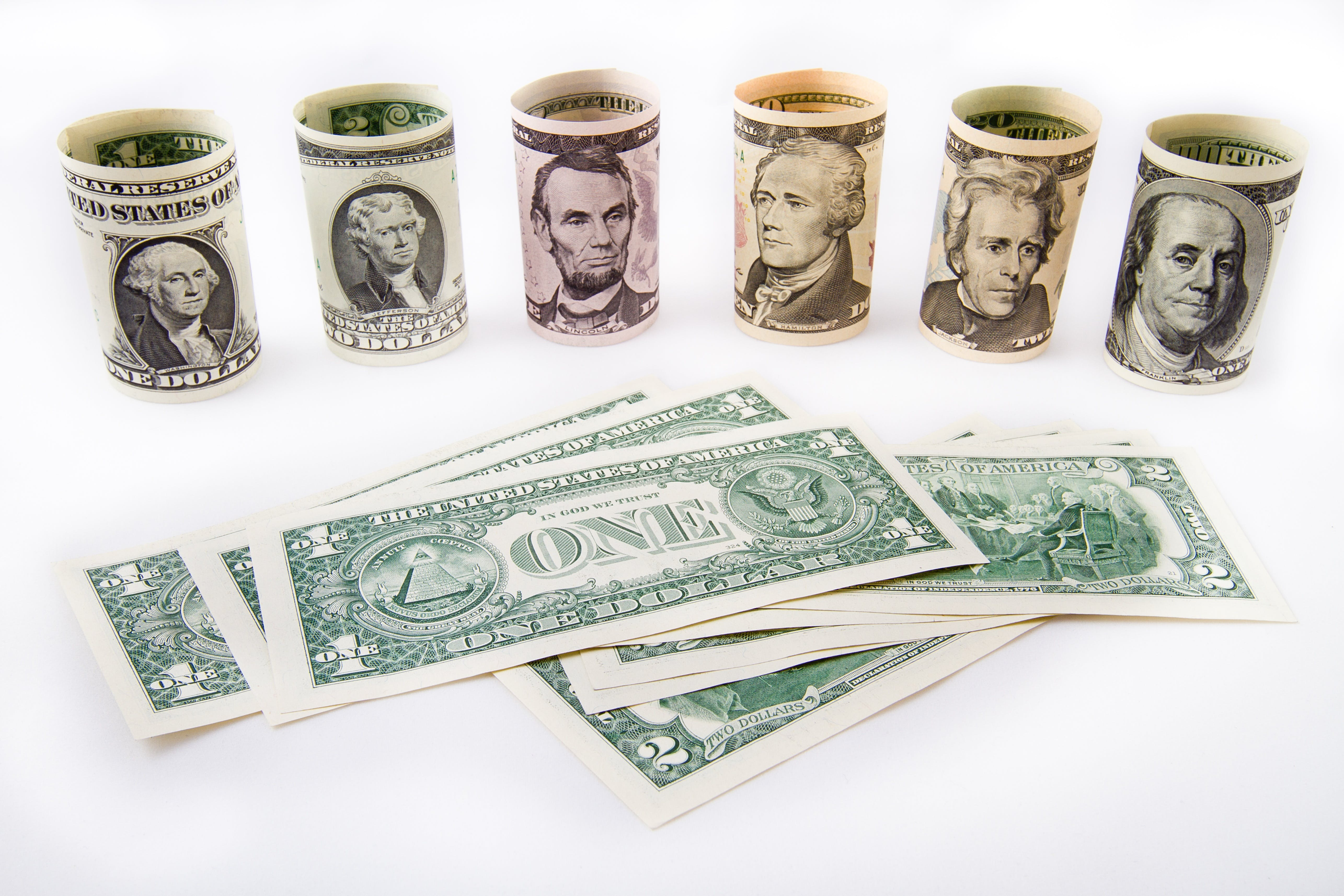 Free stock photo of business, green, money, currency