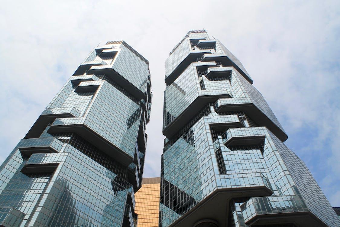 arhitectură, birou, cartier