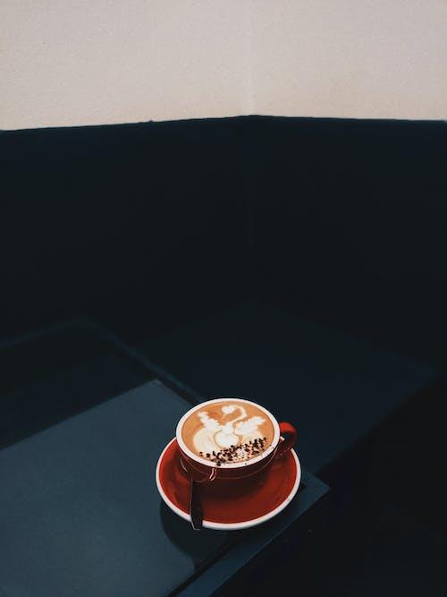 Fotos de stock gratuitas de adentro, Arte, arte latte, atractivo