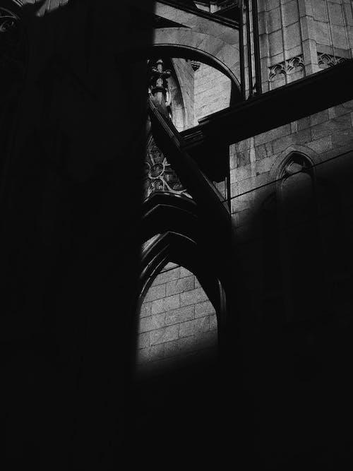 Darmowe zdjęcie z galerii z architektura, budynek, budynek od zewnątrz, ciemny