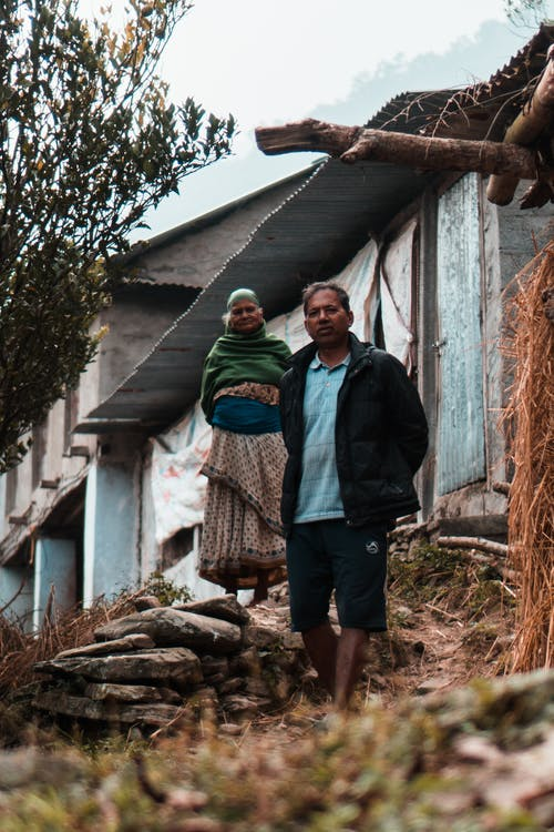 Free stock photo of asian people, beautiful, mountain, nepal