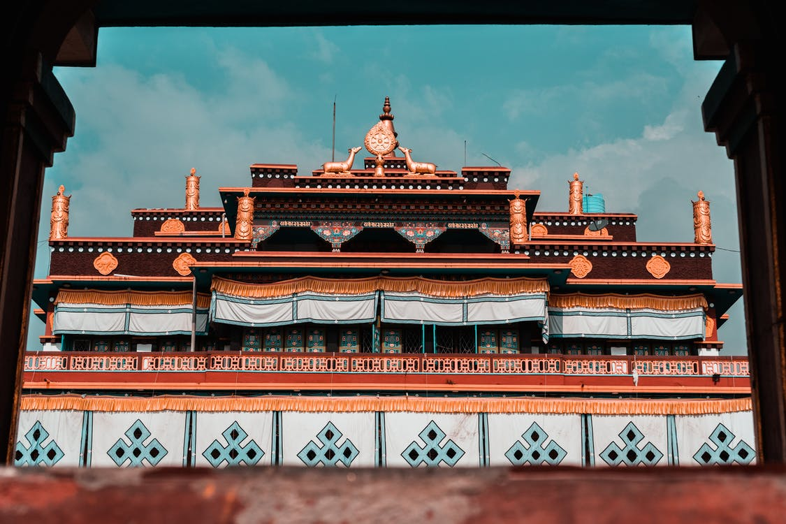 Boeddhisme, boeddhisten, boeddhistische tempel