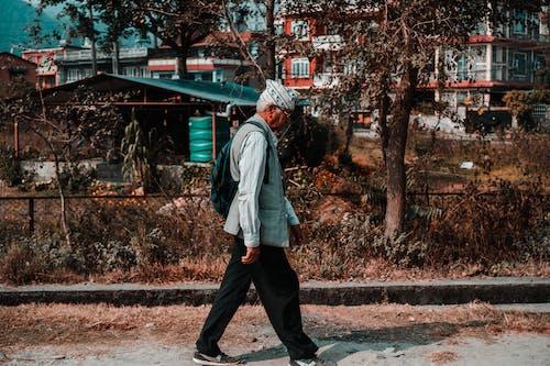 Free stock photo of asian man, kathmandu, man, nepal
