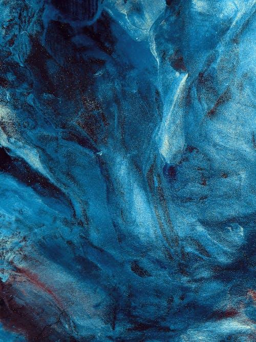 Fotos de stock gratuitas de azul, brillante, colores, colores fríos
