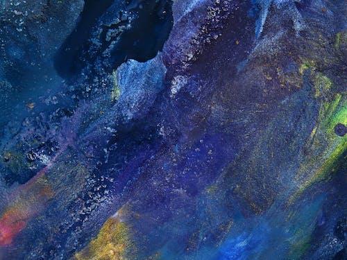 Gratis lagerfoto af abstrakt, abstrakt ekspressionisme, abstrakt maleri, akryl