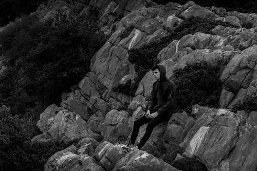 Бесплатное стоковое фото с 20-25 лет мужчина, autoportrait, instagram, Pexel