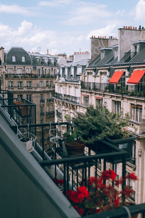 公寓, 家, 巴黎, 建造 的 免费素材照片