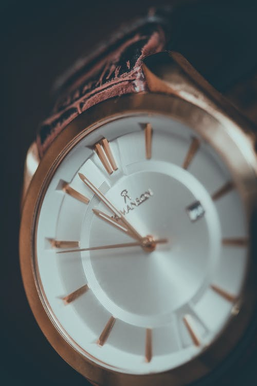 Free stock photo of clock, Product photography, watch