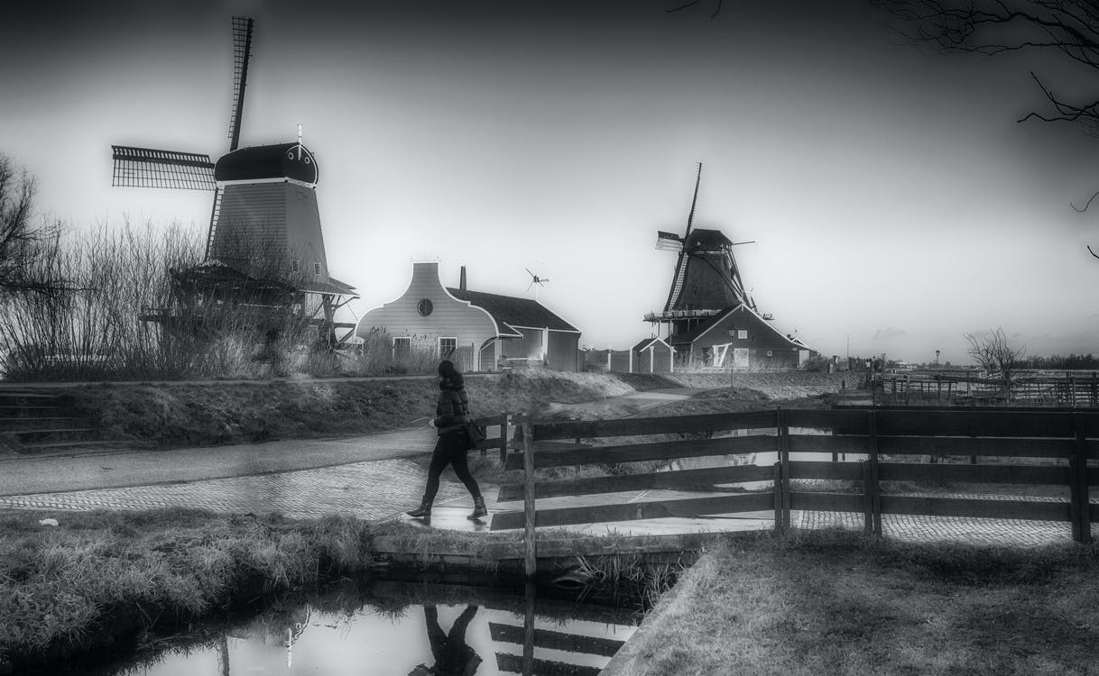 Windmills of of your mind