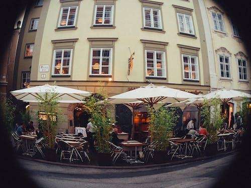 Free stock photo of austria, details, restaurant