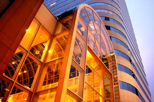 中庭, 玻璃中庭 的 免費圖庫相片