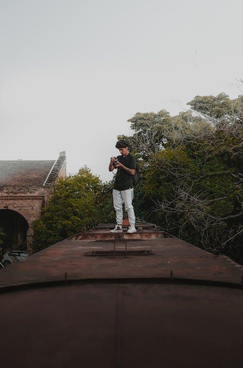 Darmowe zdjęcie z galerii z pociąg, środowisko, zdjęcie