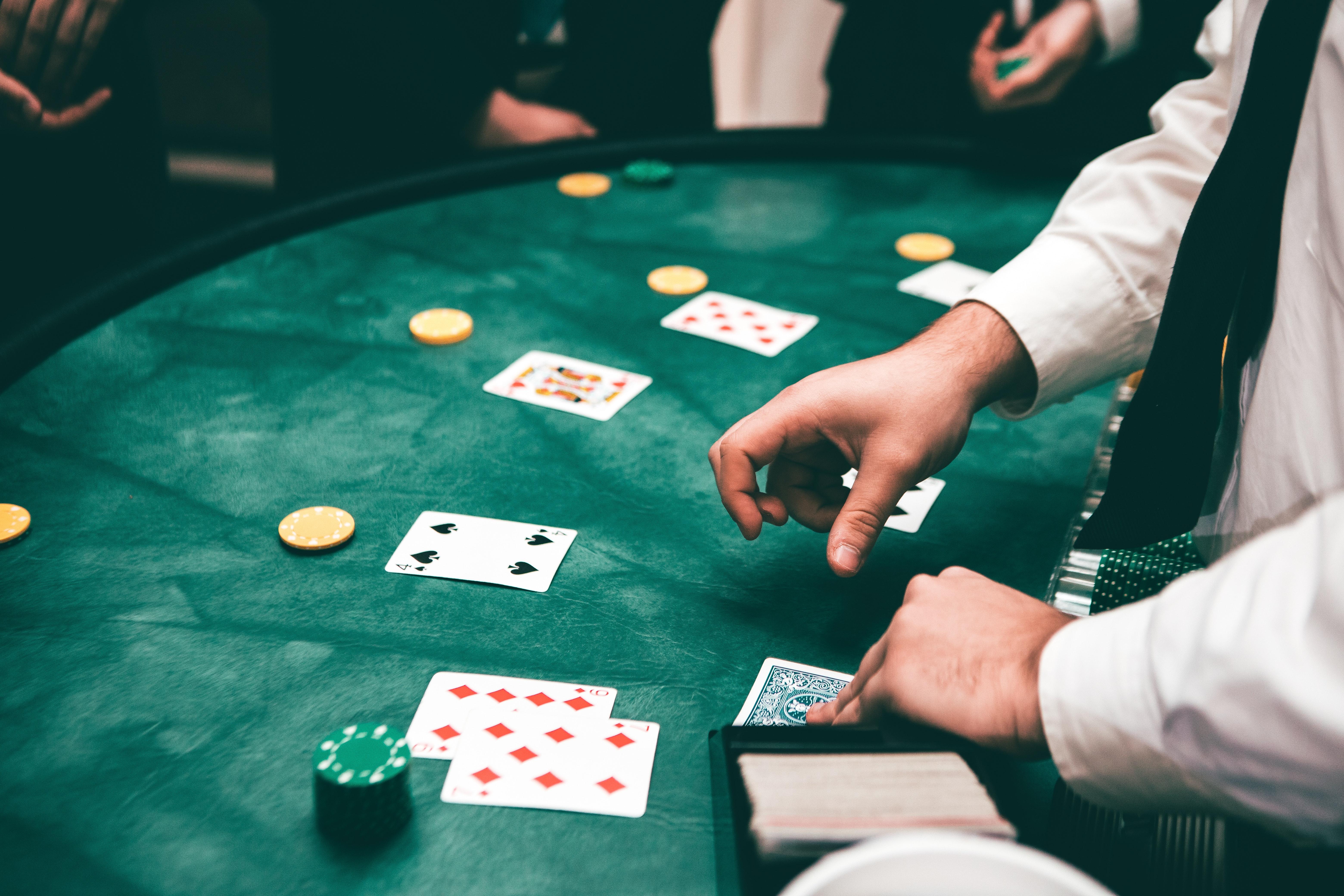 People Playing Poker \u00b7 Free Stock Photo