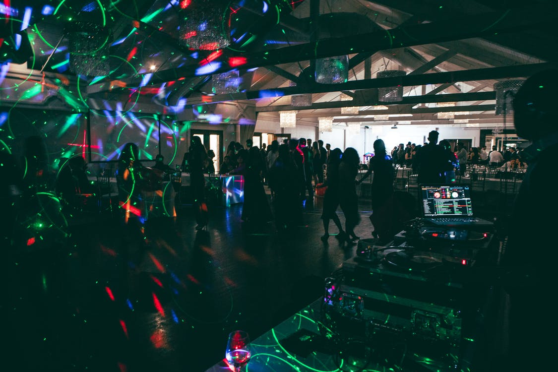 Photo Of People On Nightclub
