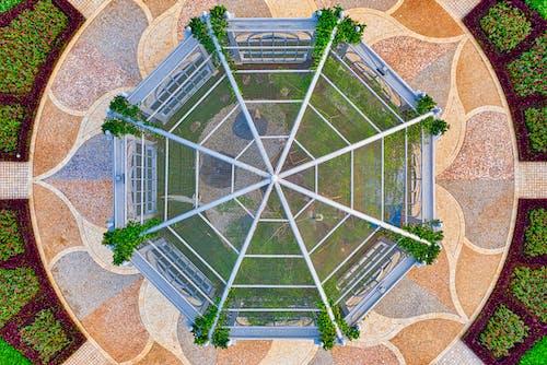 Foto d'estoc gratuïta de arquitectura, des de dalt, edifici, foto aèria