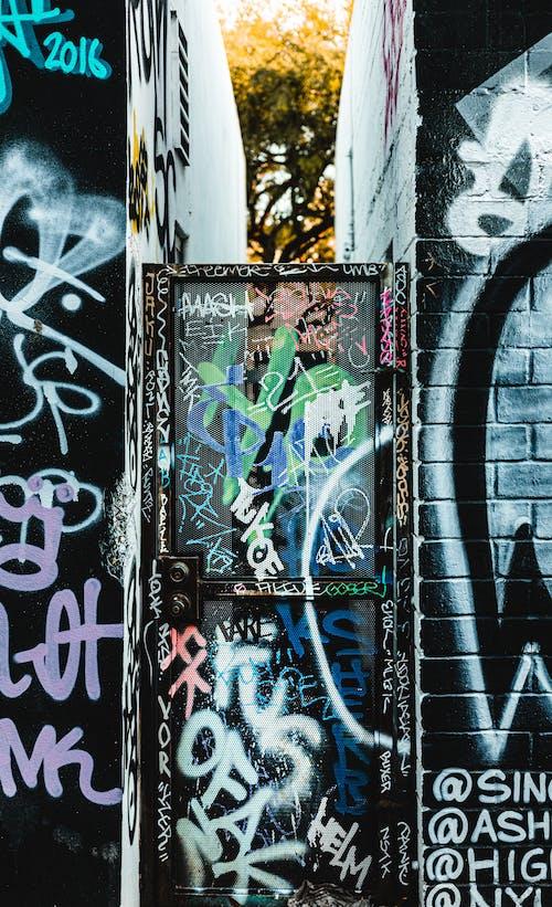 Photo of Vandalism on Wall
