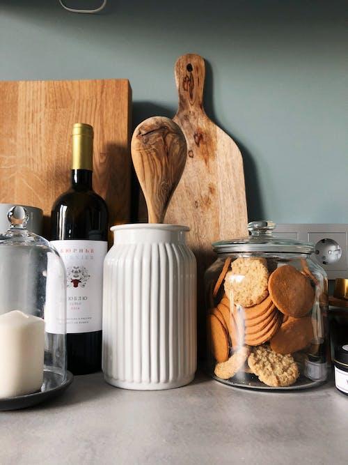 Imagine de stoc gratuită din apetisant, băuturi alcoolice, borcan, bucătărie