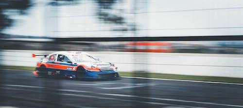 Free stock photo of car, circuit, fast car