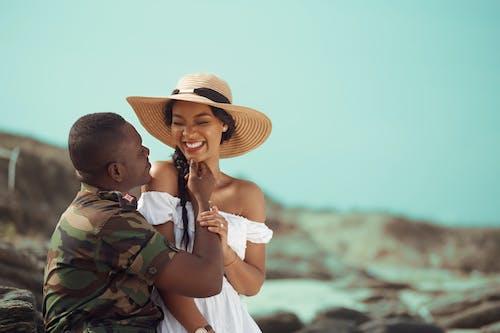 Immagine gratuita di affetto, amore, coppia, donna