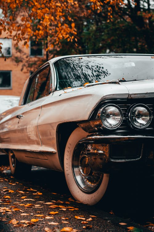 klasyczny, klasyczny samochód, nostalgia