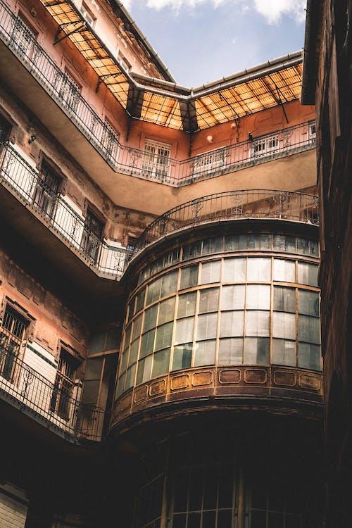 Free stock photo of abandoned, abandoned building, archishot, architect