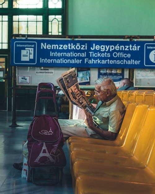 Free stock photo of Budapest, communist, hungarian, newspaper