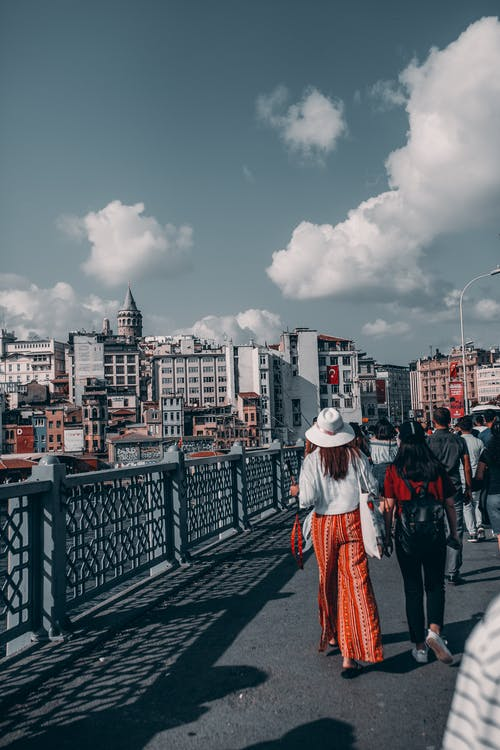 Free stock photo of follow me, galata tower, goth like, Istanbul