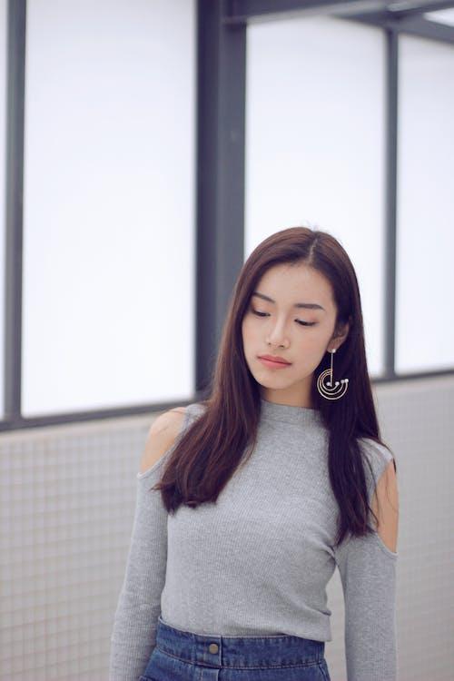 Gratis lagerfoto af Asiatisk pige, fashionabel, kvinde, mode