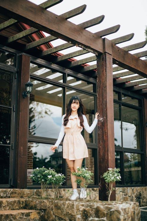 亞洲女孩, 原本, 城市, 女人 的 免費圖庫相片