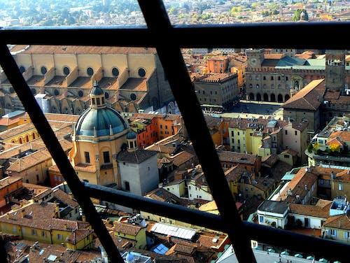 Immagine gratuita di bologna, da sopra, italia, vista aerea