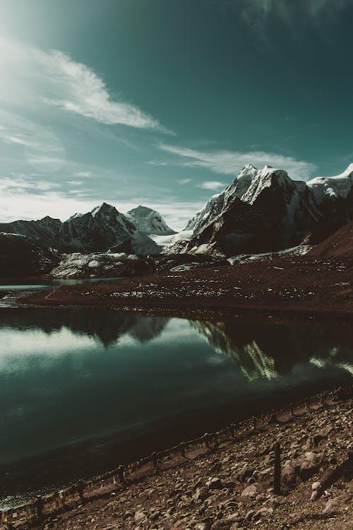 Imagine de stoc gratuită din banchiză, frig, în aer liber, lac