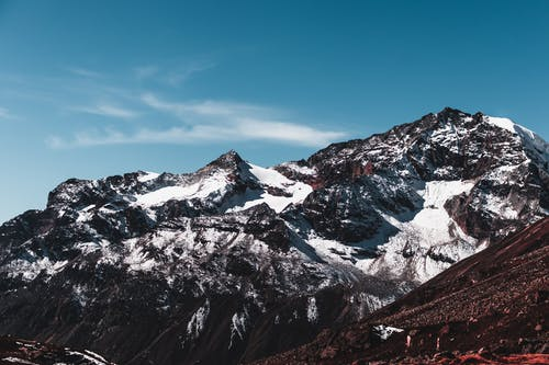 Безкоштовне стокове фото на тему «високий, гора, застуда, зима»