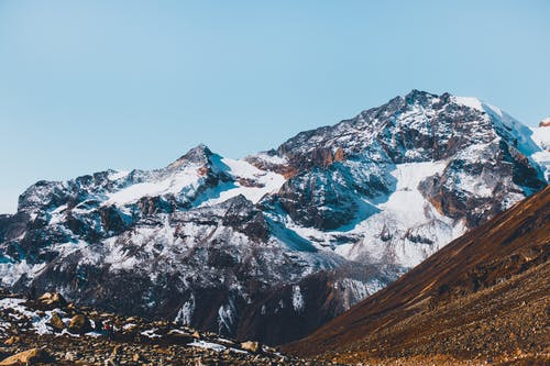 Ingyenes stockfotó festői, hegy, hideg, hó témában