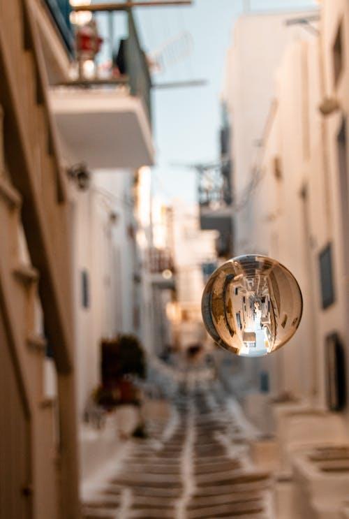Бесплатное стоковое фото с Lensball, архитектура, Архитектурное проектирование, бетон