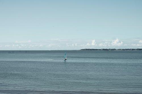 Gratis stockfoto met afzondering, bateau, ciel, loisir