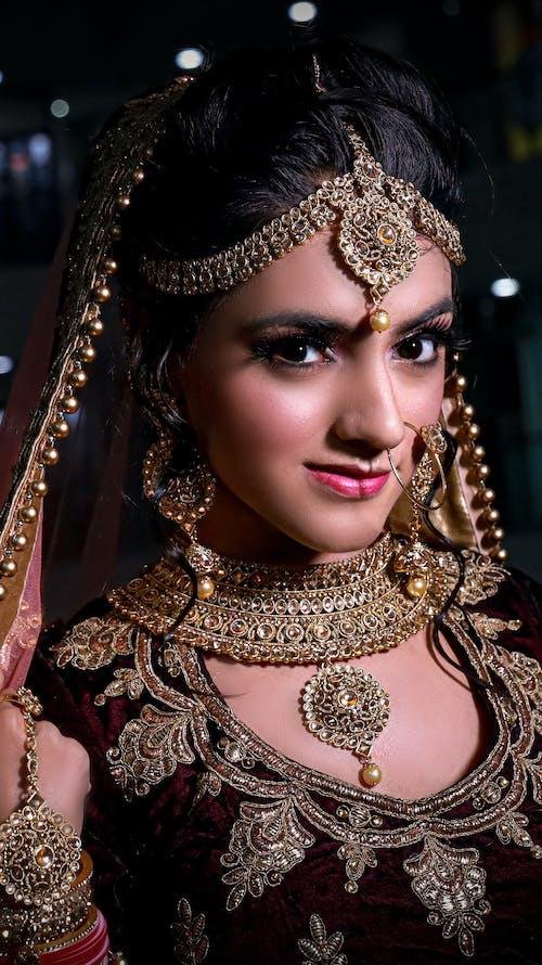 Free stock photo of #bridal, bridal, delhi, dulhan