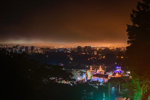Kostenloses Stock Foto zu beleuchtung, guatemala, kirche
