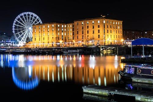 Free stock photo of albert, dock, Liverpool, merseyside