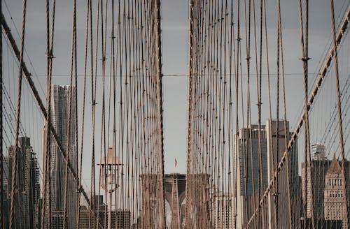 Foto stok gratis Amerika Serikat, Arsitektur, baja, bangunan