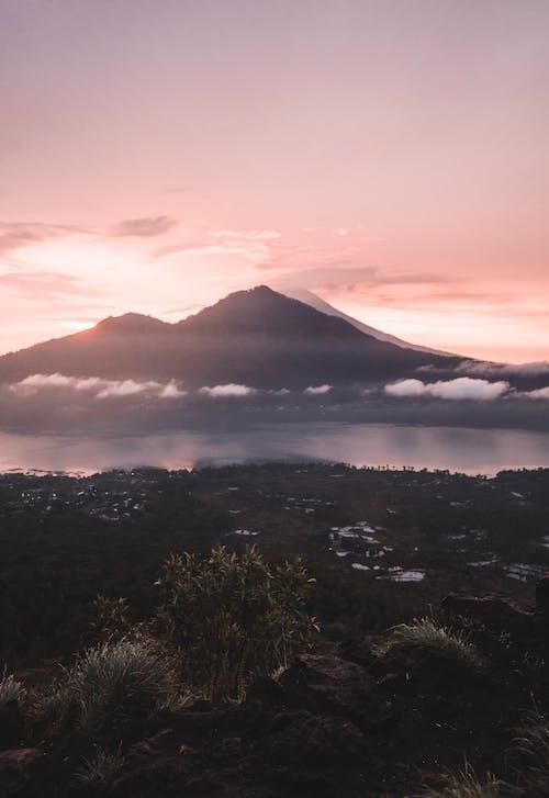 Gratis stockfoto met achtergrondlicht, Bali, berg, buiten