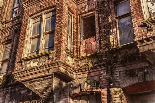Free stock photo of apartment building, architectural, architecture, brick
