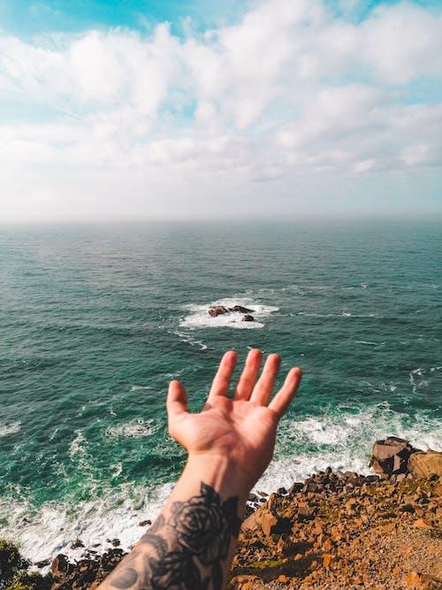 Ảnh lưu trữ miễn phí về ban ngày, bầu trời, bên bờ biển, biển