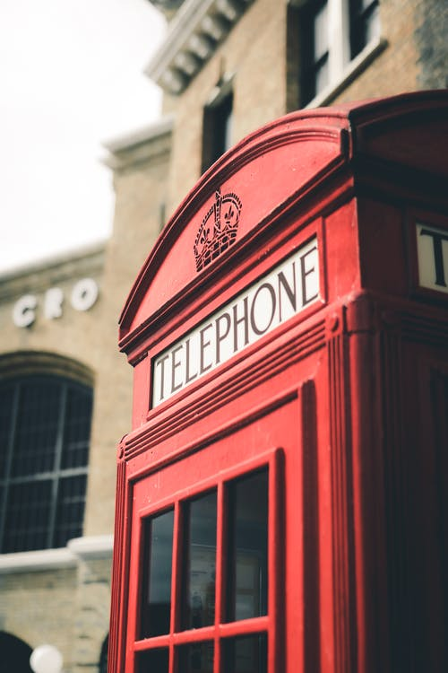 Red Telephone Booth